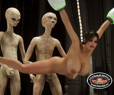 erotic 3d alien nightmare gisela