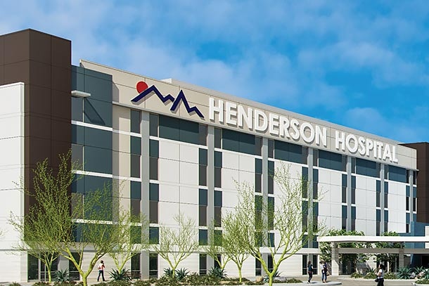 About Henderson Hospital