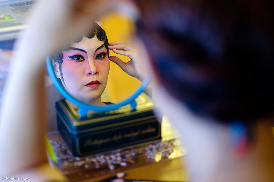 Lao Sai Tao Yuan Teochew Opera Troupe in Singapore