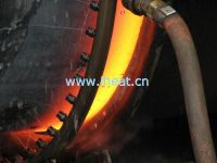induction quenching big steel pipe-Induction Heating Expert