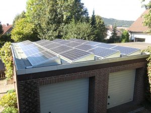 Henke Solartechnik in Obernkirchen - Mit Solartechnik neue Baustandards einhalten