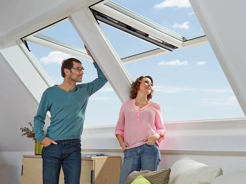 Henke Dachdecker und Zimmerei für Rodenberg - Roto Dach- und Solartechnologie GmbH: Wohnkomfort auf Knopfdruck – das neue RotoComfort i8