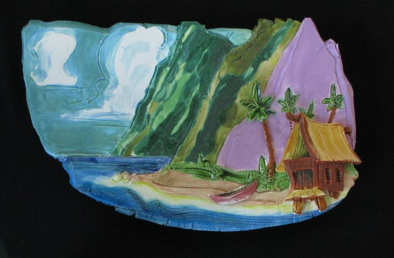 Ocean Hut