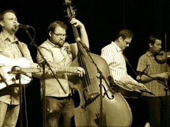 Concert with The Chapmans in Pezinok, SK 2010