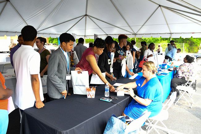 Summer Opportunity Fairs for youth offer jobs, internships