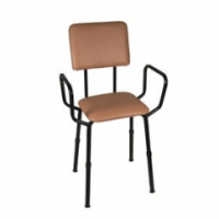 Kitchen Stool with arms - Kitchen - Chairs & Furniture