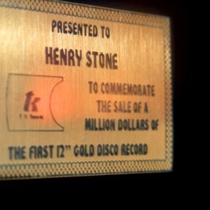 Henry Stone Gold Record