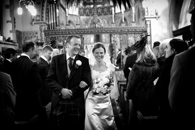 Hascombe Wedding Photography
