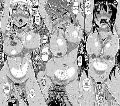 ahegao hentai tentacles