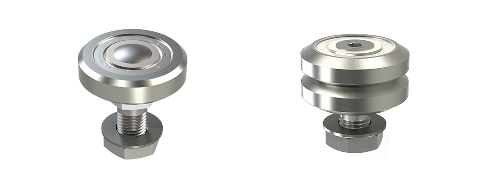 High Temperature and Vacuum Bearing - Suitable In Industrial And
