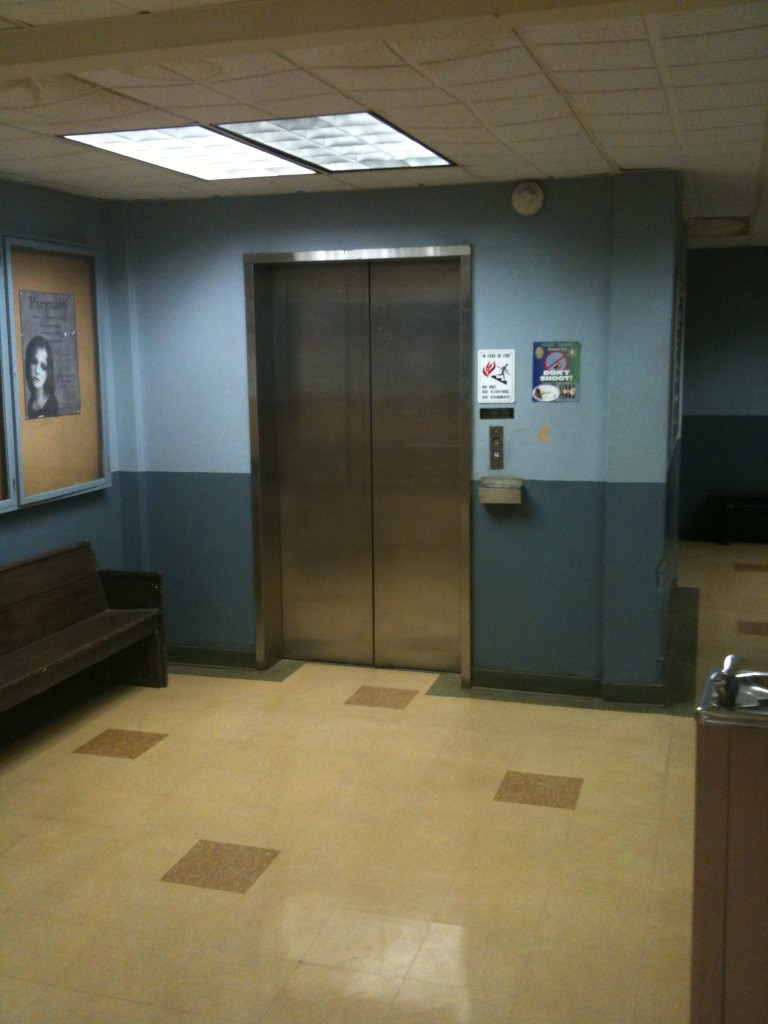 elevator office