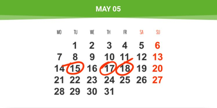The Importance Of An Economic Calendar For Day Trading Econoday - the importance of an economic calendar for day trading