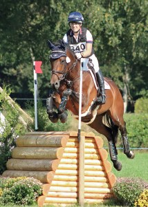 Franky Reid Warrilow and Dolley Whisper XC 2 star European Champions