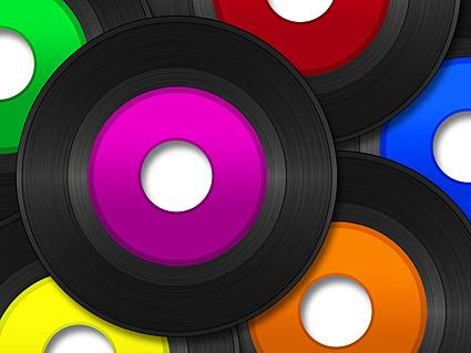 3d Vinyl Records Wallpaper 300 Dpi Dimens 227 O Relevante 5184 X 3888 Palavra Chave
