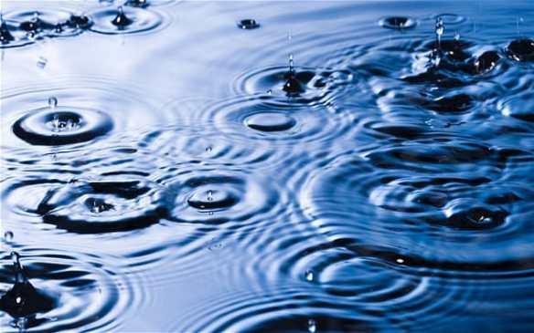 rain drops