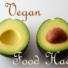 8 Vegan Hacks