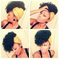 Protective Natural Hair Scarves | HerGivenHair