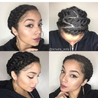 Protective Styles For 4c Hair | HerGivenHair