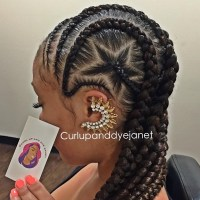 Braided Hairstyles For African American Women | HerGivenHair