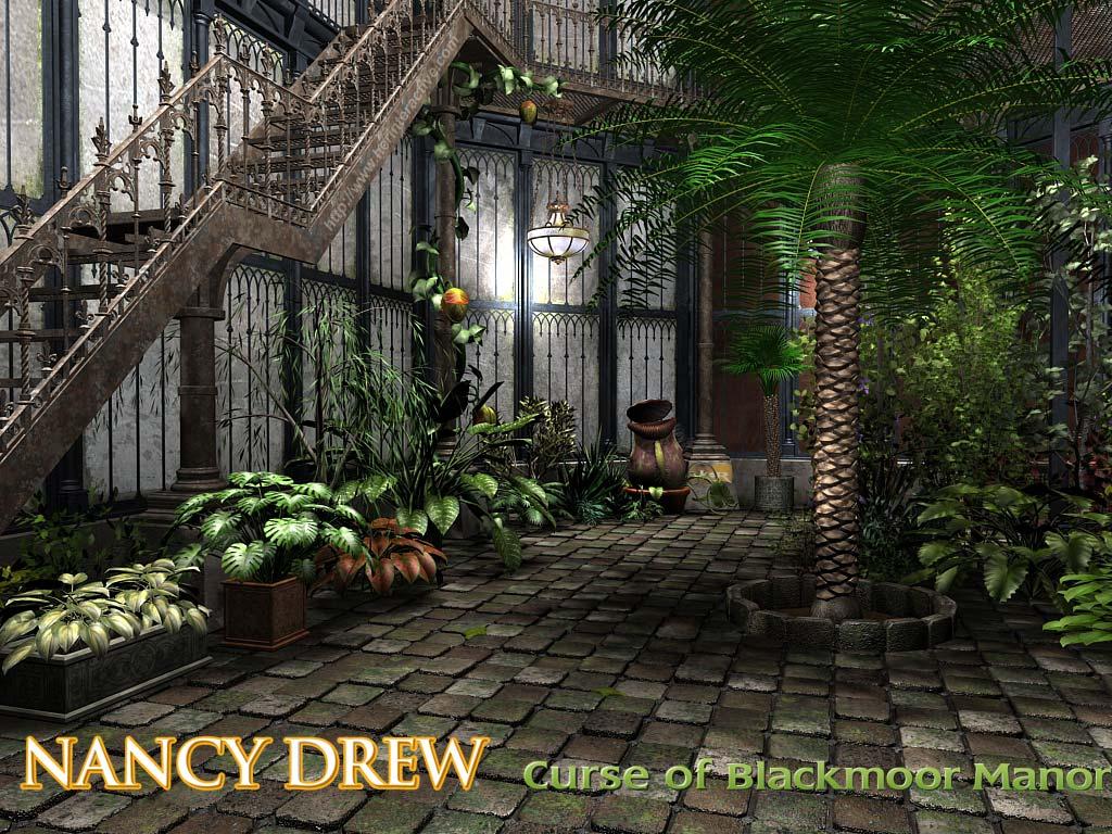 Spooky Fall Wallpaper Buy Nancy Drew Curse Of Blackmoor Manor Her Interactive