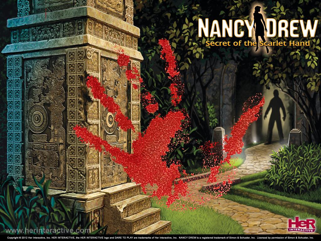 Car Shop Wallpaper Buy Nancy Drew Secret Of The Scarlet Hand Her Interactive