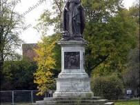 Queen Victoria in Victoria Park Carlisle