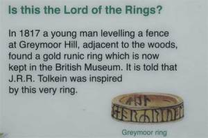 The Kingmoor Ring information panel