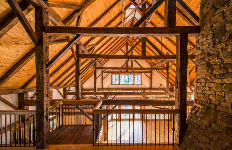 Large Of Barn Home Interior Pictures