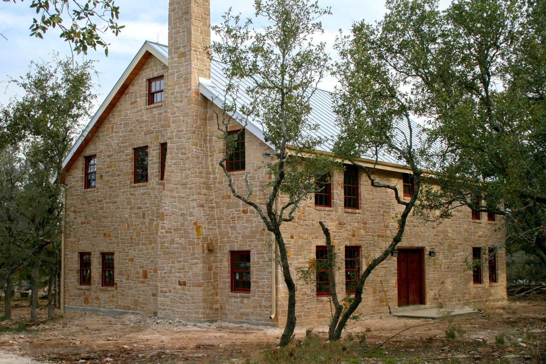 Fullsize Of Rustic Country Home