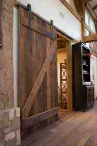 Classic Sliding Barn Door - Heritage Restorations
