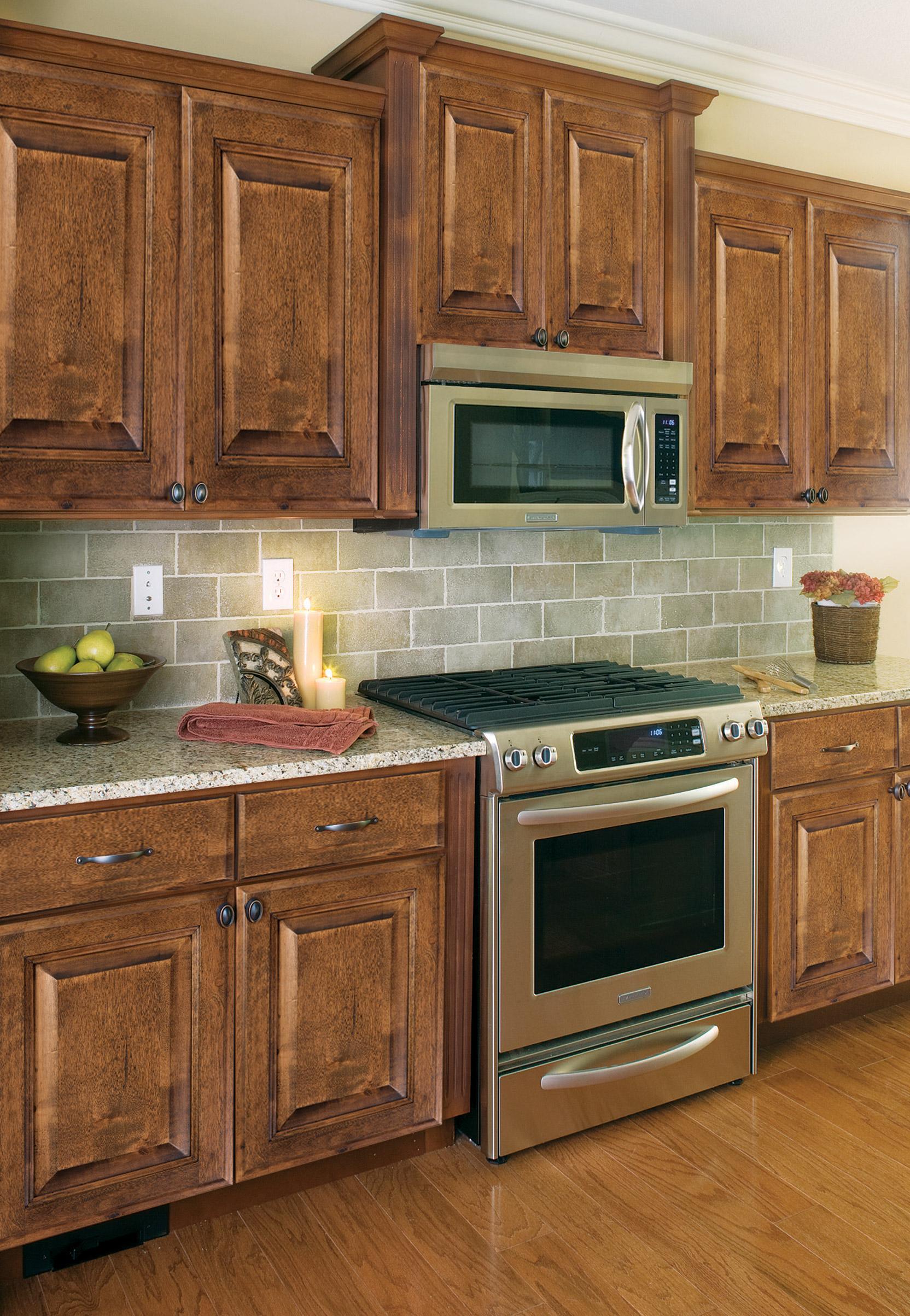 mocha distressed distressed kitchen cabinets Mocha Distressed Mocha Distressed