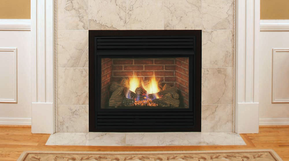 Dfs Series Vent Free Gas Fireplace Heritage Fireplace