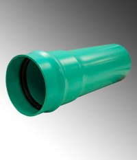 PVC Gasketed Sewer Pipe | Heritage Plastics | PVC Conduit ...