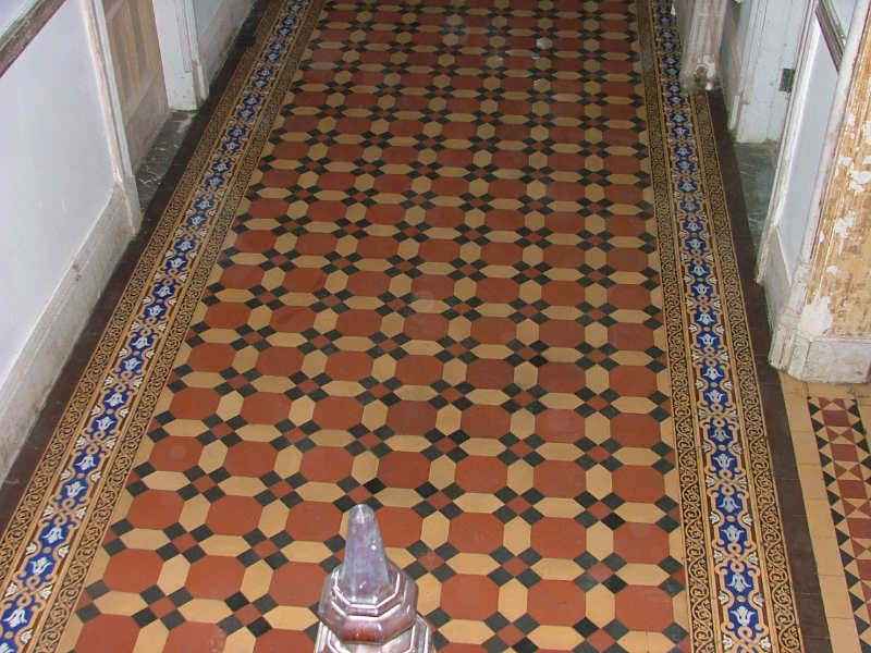 Amazing Victorian Tile Restoration Other Projects Heritage Tiling