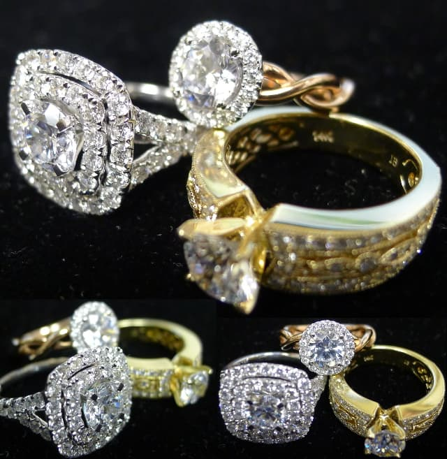 Imagine Bridal Wedding Rings