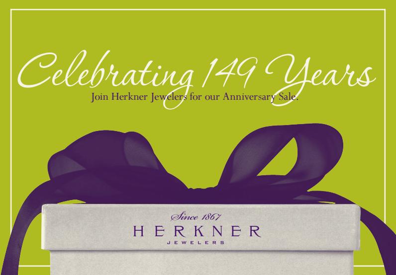 Herkner Jewelers Sale Promo 2016
