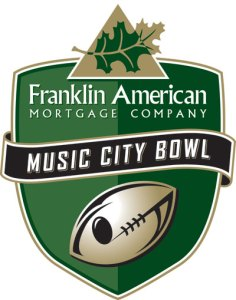 Music City Bowl Logo
