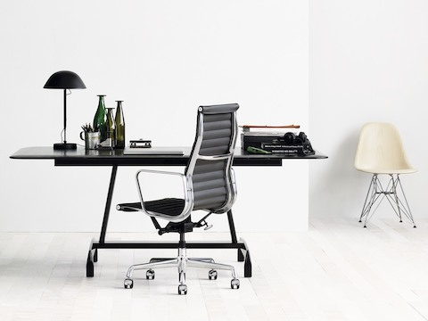 Eames Aluminum Group Office Chairs Herman Miller