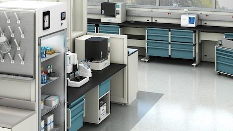 Laboratory Design Herman Miller