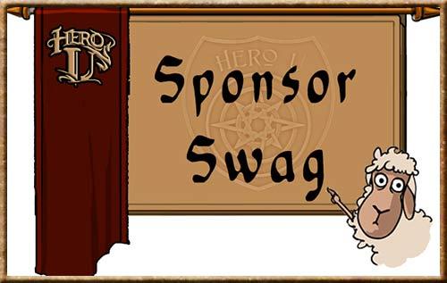 Sponsor Swag Rag