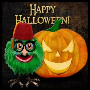 Hero-U Happy Halloween