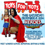 The Heroesonline Blog Toys For Tots At Heroes Tomorrow