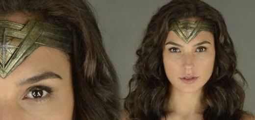 Wonder Women Costume Header