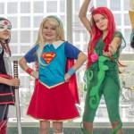 DC Superhero Girls Take WonderCon