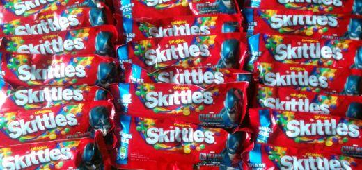 Skittles Header