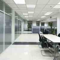Ceiling grid heater panels: Herschel Select for offices ...