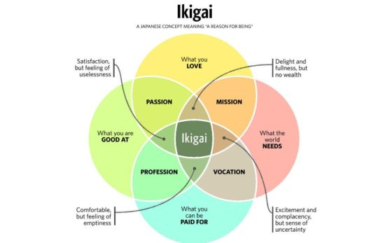 "Ikigai, ""A Reason of Being"""
