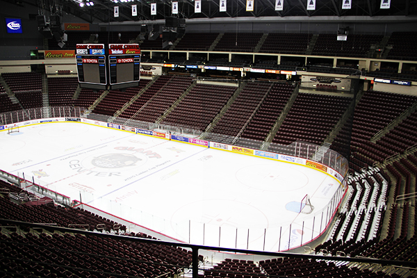 Seating Chart Giant Center