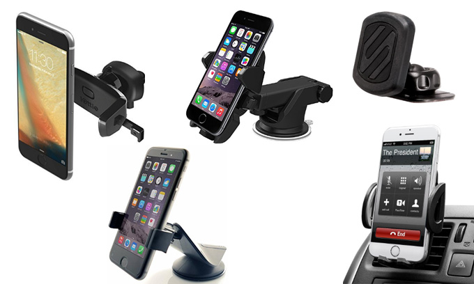 Top 10 Best Car Phone Mount Holders For Iphone Samsung 2018