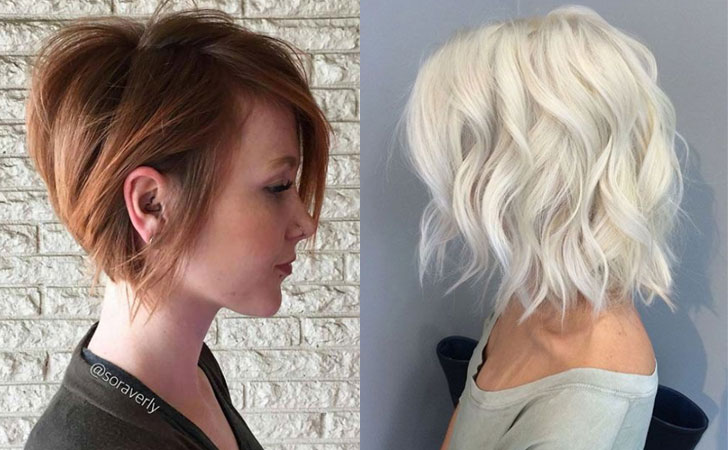 10 Best Short Hairstyles Haircuts For 2019 That Look Good
